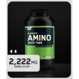 Optimum Amino Acid 2222 Tabs